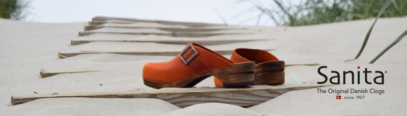Sanita Schuhe Comfortwear Dänische Clogs