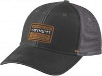 Carhartt Cap Silvermine Black