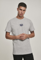 Wu-Wear T-Shirt 36 Chambers Tee Heather Grey