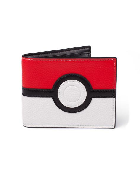 Pokémon Wallet Pokeball Bifold Multicolor