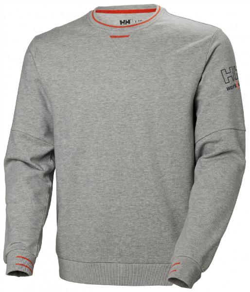 Helly Hansen Hoodie / Sweatshirt 79245 Kensington Sweatershirt 930 Grey Melange