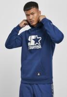 Starter Black Label Hoodie Starter The Classic Logo Hoody Blue Night