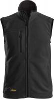 Snickers Workwear AllroundWork Polartec Fleece Weste Navy/Schwarz