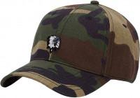 Cayler & Sons Cap CSBL Freedom Corps Curved Cap Woodland/Mc