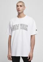 Starter Black Label T-Shirt Starter New York Tee White