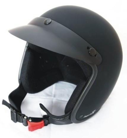 Bogo Helmschirm schwarz (Helm in Lieferung nicht enthalten)