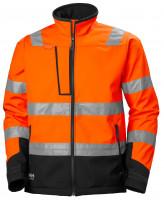 Helly Hansen Jacke Alna 2.0 Softshell Jacket Orange/Ebony