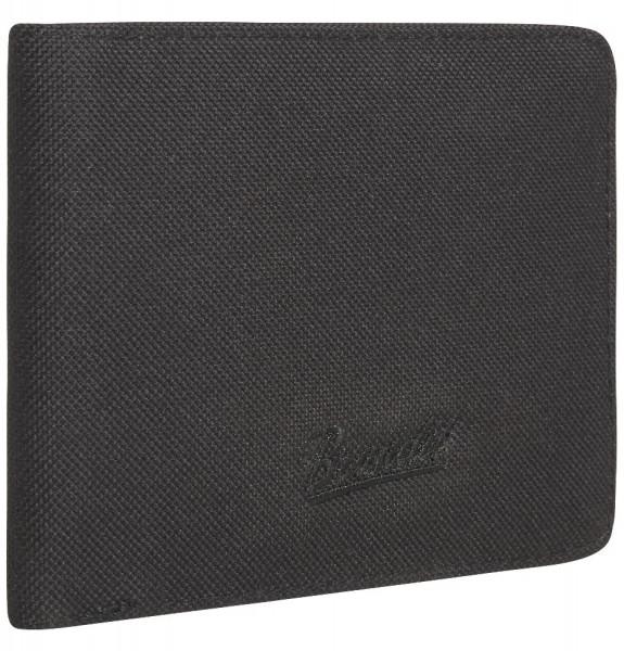 Brandit Portemonnaie Wallet Four in Black