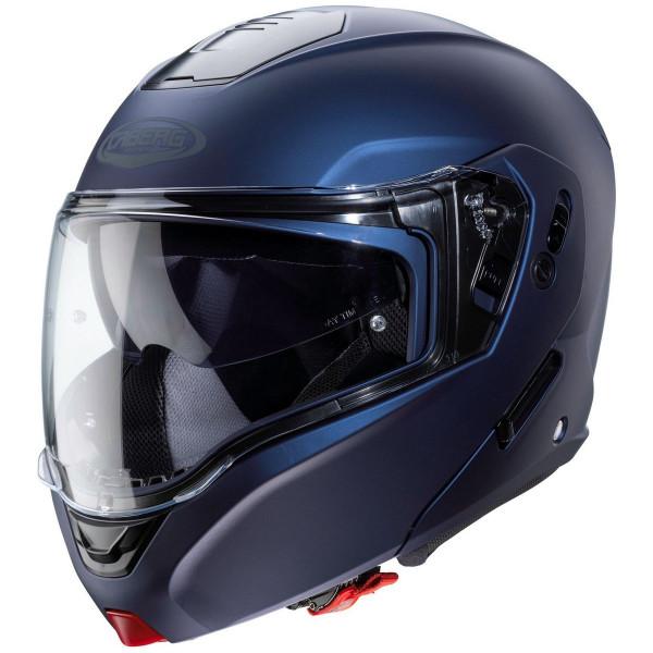 Caberg Motorrad Klapphelm Horus Matt Blau Yama