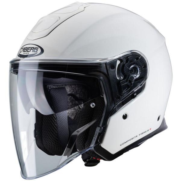 Caberg Motorrad Jethelm Flyon Weiß