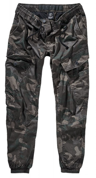 Brandit Hose Ray Vintage Trousers in Darkcamo