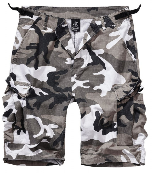 Brandit BDU Ripstop Shorts in Urban