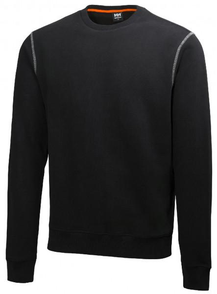Helly Hansen Hoodie / Sweatshirt 79026 Oxford Sweatershirt 990 Black