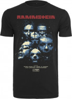 Rammstein T-Shirt Rammstein Sehnsucht Movie Tee Black