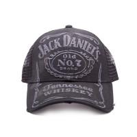 Jack Daniel's Cap Vintage Trucker Black