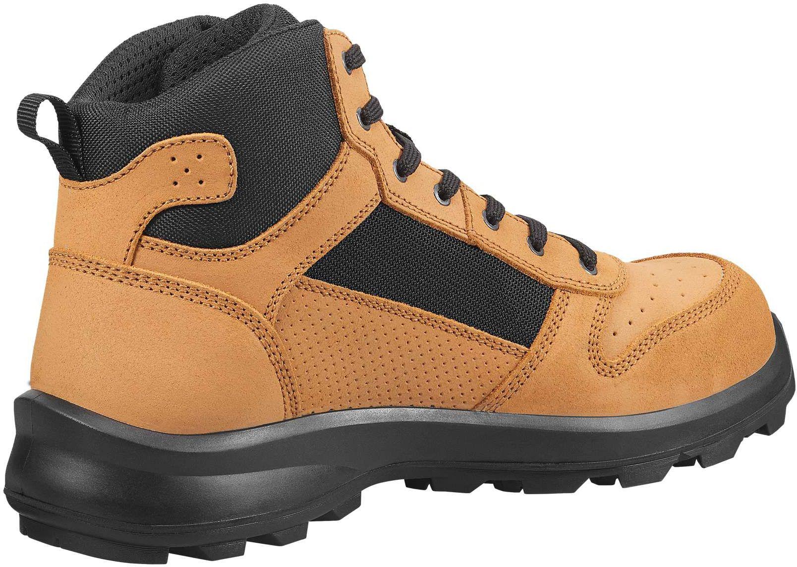 Carhartt Herren Sicherheitsschuhe Michigan Sneaker Mid Carhartt® Brown
