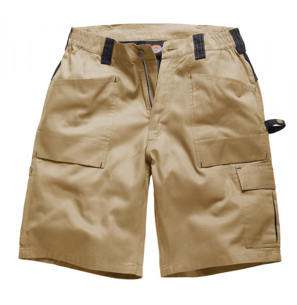 Dickies Hose / Pants / Shorts GDT 210 Shorts Khaki/Black