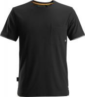 Snickers Workwear AllroundWork, 37.5® kurzarm T-Shirt schwarz
