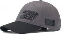 WCC West Coast Choppers Cap Kimi Raikkönen Black Label Roundbill Hat Charcoal/Black