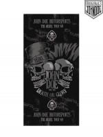 John Doe Tunnel 2-Face Black