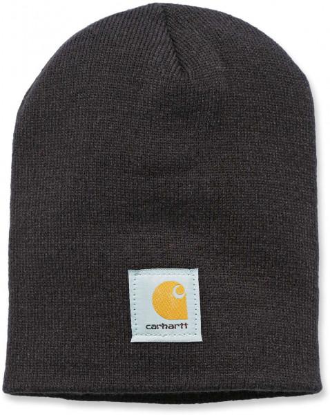 Carhartt Herren Mütze Acrylic Knit Hat Schwarz