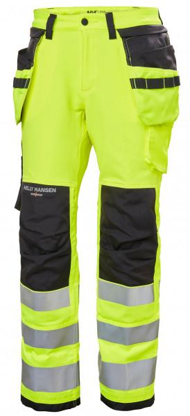 Helly Hansen Damen Shorts / Hose 77498 W Luna Hi Vis Pant Cl. 2 369 Yellow