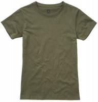 Brandit Damen Ladies T-Shirt Olive
