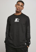 Starter Black Label Sweatshirt Panel Top Black
