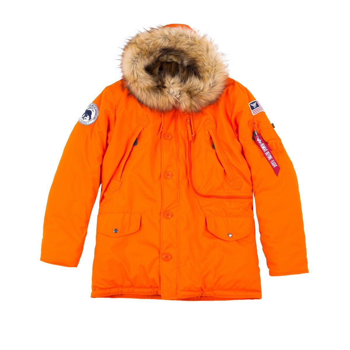 Alpha Industries Polar Winterjacke verschiedene Farben