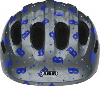 ABUS Fahrradhelm Smiley 2.1 Kids 81802P Blue Mask
