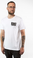 John Doe T-Shirt Ride White
