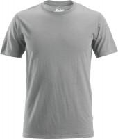 Snickers Workwear AllroundWork Wool T-Shirt grau
