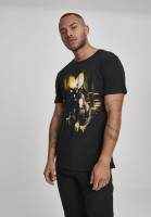 Wu-Wear T-Shirt Masks Tee Black
