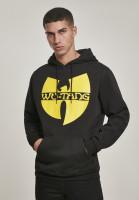 Wu-Wear Hoodie Logo Hoody Black