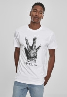 Mister Tee T-Shirt Westside Connection 2.0 Tee White