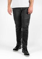 John Doe Motorrad Hose Rebel Jeans-XTM Dark Grey