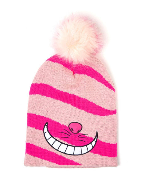Disney - Alice In Wonderland Beanie With Pom-pom Pink