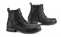 Falco Motorrad Schuhe / Sneaker Kaspar Black