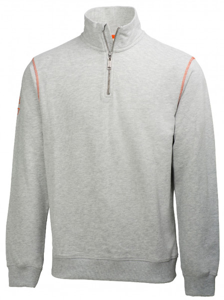 Helly Hansen Hoodie / Sweatshirt 79027 Oxford Hz Sweatershirt 950 Grey Melange