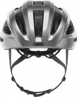 ABUS Fahrradhelm Macator Road Helm 87218P Gleam Silver