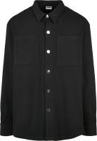 Urban Classics Hemd Organic Terry Shirt Black