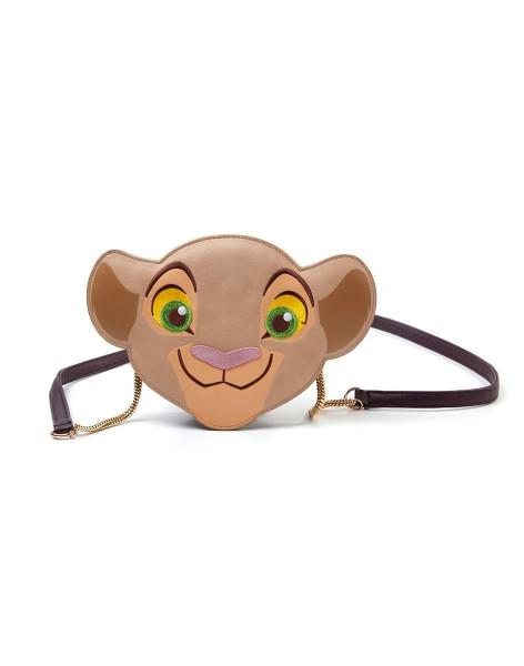 Disney - The Lion King Nala Novelty Shoulderbag Brown