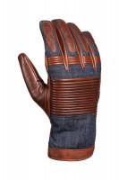 John Doe Motorrad Handshuhe Durango-XTM Brown/Jeans