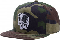 Cayler & Sons CSBL Freedom Corps Cap Woodland/White