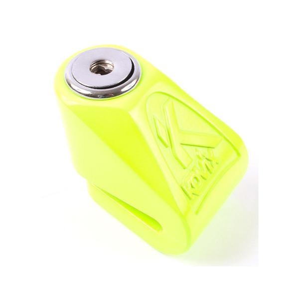 Kovix Kn1 6mm Pin Bremsscheibenschloss Green