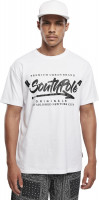 Southpole T-Shirt Short Sleeve Tee White