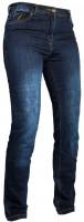 Grand Canyon Damen Motorrad Hose Hornet Jeans Kurz Blue