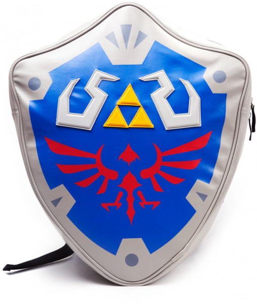 Nintendo Backpack Zelda Shield