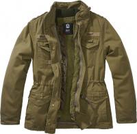 Brandit Women Jacke Ladies M65 Giant Jacket Olive