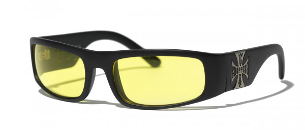 WCC West Coast Choppers Sonnenbrille Yellow